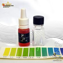 تستر pH اسیدته آب اسکای شریمپ