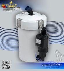 فیلتر سطلی تصفیه آب HW-603B شرکت سان سان