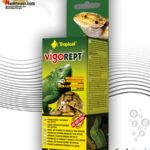 مولتی ویتامین و مینرال خزندگان Vigo Rept تروپیکال