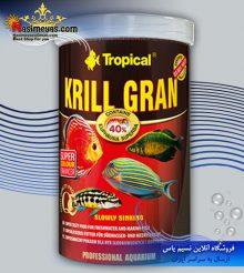 غذای گرانول ۴۰ درصد کریل تروپیکال