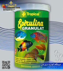 غذای گرانول اسپیرولینا تروپیکال