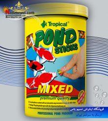 غذای استیک میکس پوند 1000 میل تروپیکال