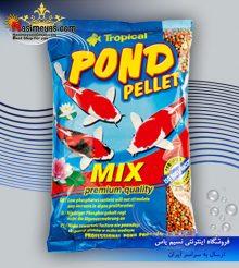 غذای پوند پلیت میکس متوسط 1000 میل تروپیکال
