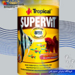 غذای پولکی روزانه سوپر ویت تروپیکال