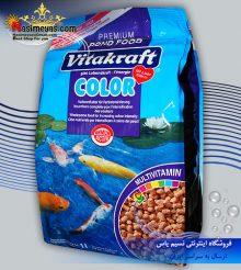 غذای تقویت رنگ ماهی کوی ۱ لیتر ویتاکرافت