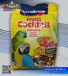 غذای کوکتل میوه طوطی ۲۵۰ گرم ویتاکرافت
